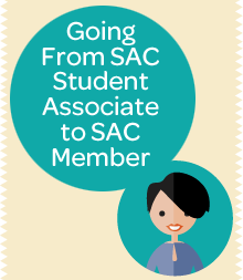 Going From SAC Student Associate to SAC Member