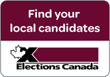 Button - Find your local candidates